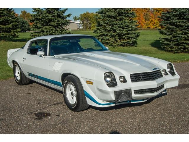1979 Chevrolet Camaro Z28 (CC-1258664) for sale in Rogers, Minnesota