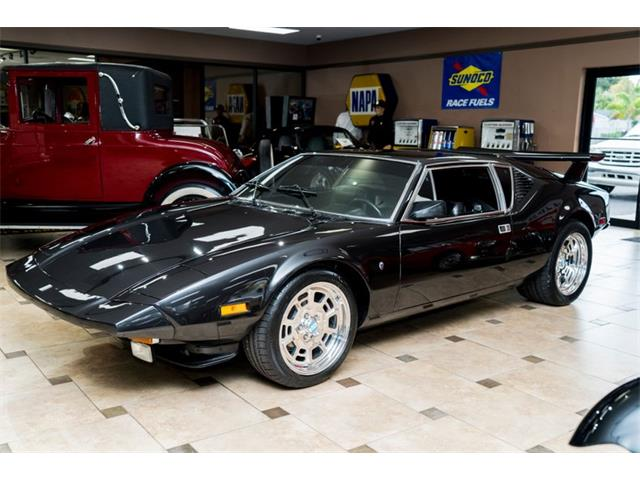 1974 De Tomaso Pantera (CC-1258678) for sale in Venice, Florida