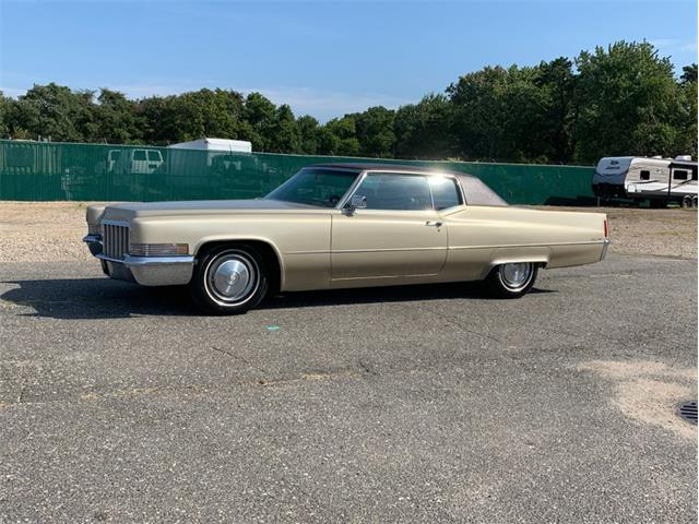 1970 Cadillac Coupe (CC-1258682) for sale in West Babylon, New York