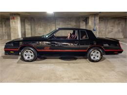 1988 Chevrolet Monte Carlo (CC-1258704) for sale in Rockville, Maryland