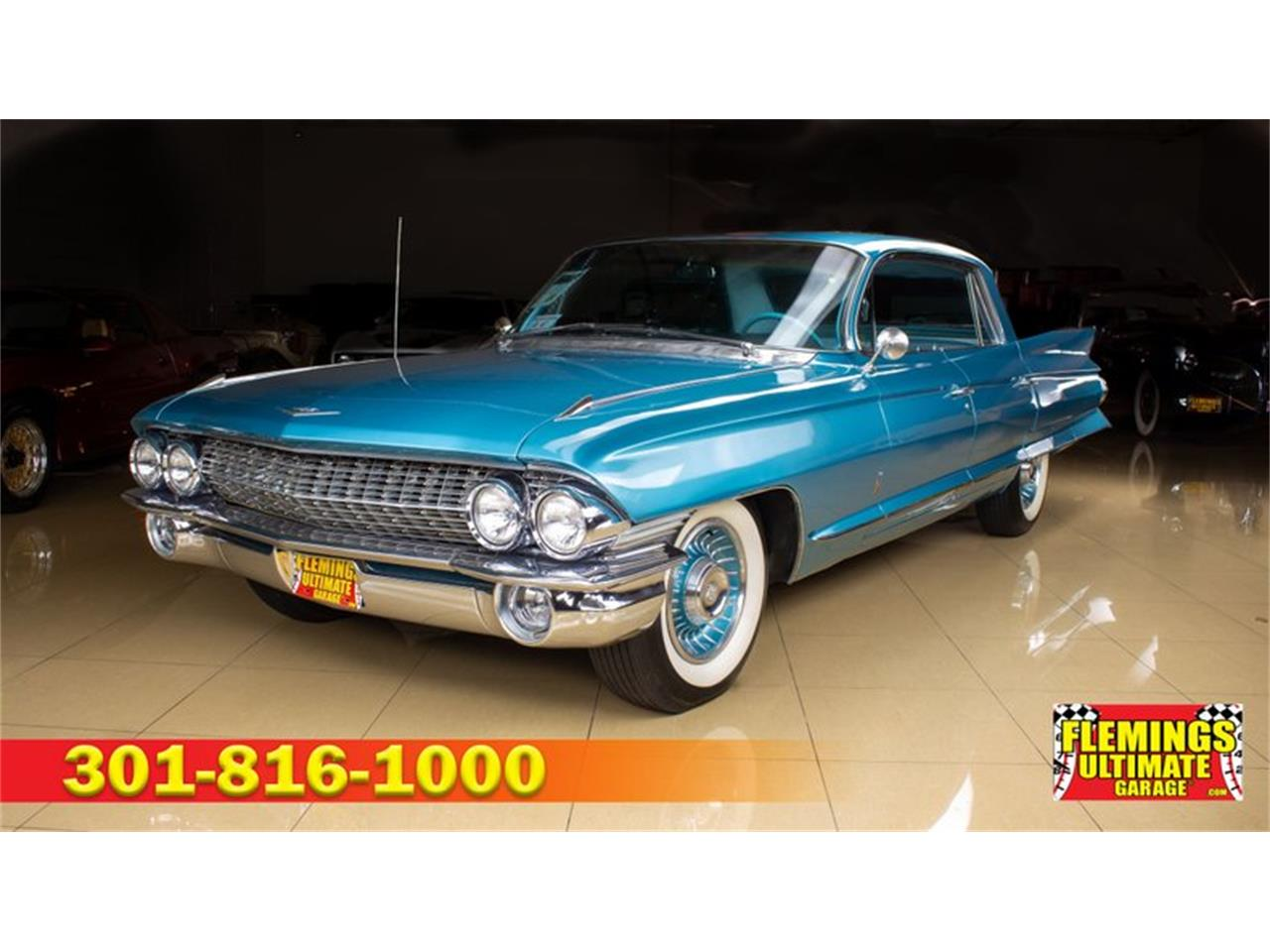 1961 Cadillac Fleetwood (CC-1258718) for sale in Rockville, Maryland