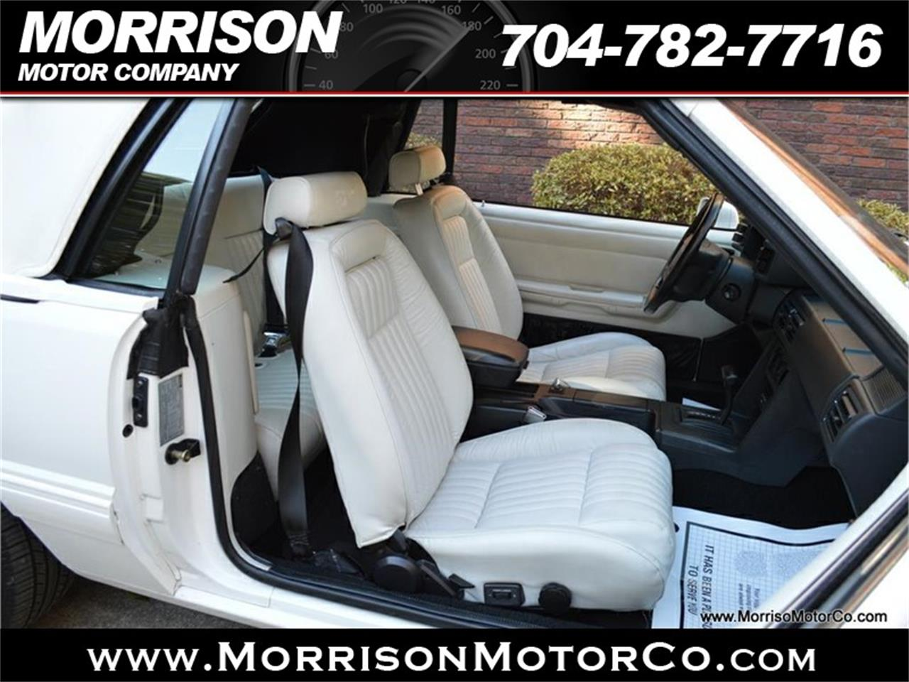1993 Ford Mustang (CC-1258720) for sale in Concord, North Carolina