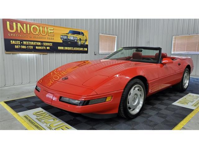 1991 Chevrolet Corvette (CC-1250874) for sale in Mankato, Minnesota