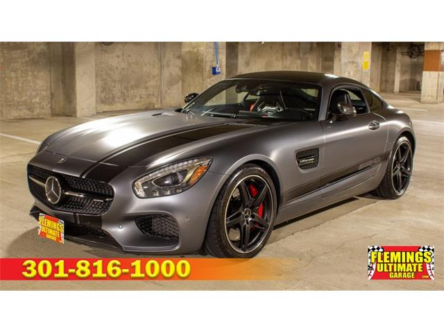 2016 Mercedes-Benz AMG (CC-1258764) for sale in Rockville, Maryland