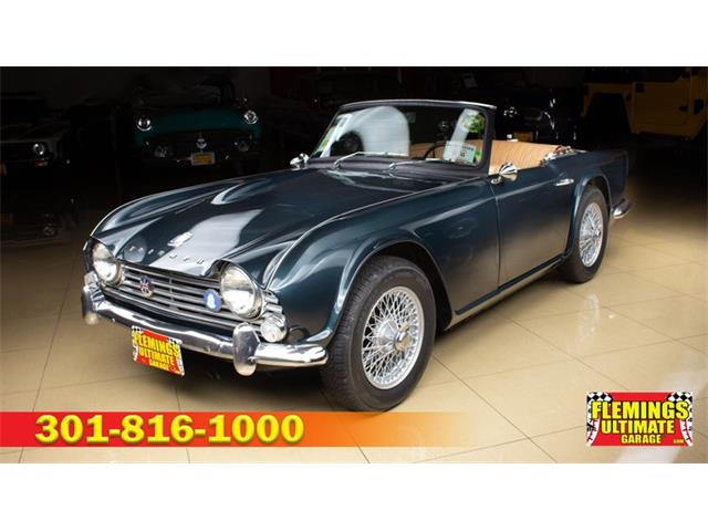 1964 Triumph TR4 (CC-1258769) for sale in Rockville, Maryland