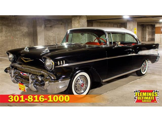 1957 Chevrolet Bel Air (CC-1258785) for sale in Rockville, Maryland