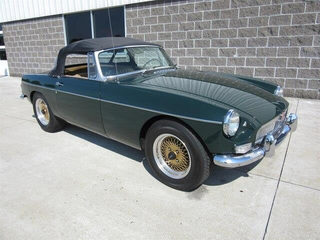 1964 MG MGB (CC-1258786) for sale in Greenwood, Indiana
