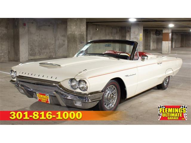 1964 Ford Thunderbird (CC-1258787) for sale in Rockville, Maryland