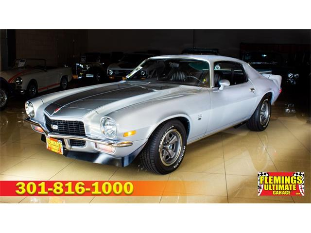 1971 Chevrolet Camaro (CC-1258793) for sale in Rockville, Maryland