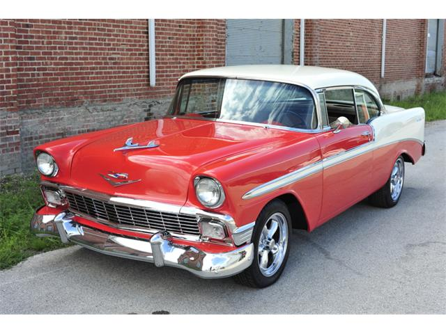 1956 Chevrolet Bel Air (CC-1258800) for sale in N. Kansas City, Missouri