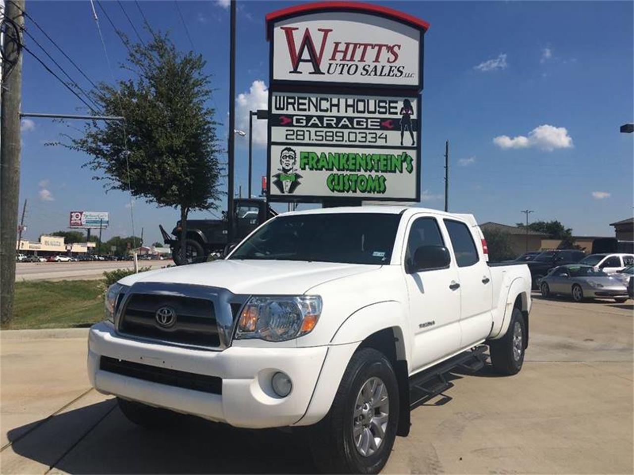 for sale 2010 toyota tacoma in houston, texas cars - houston, tx at geebo