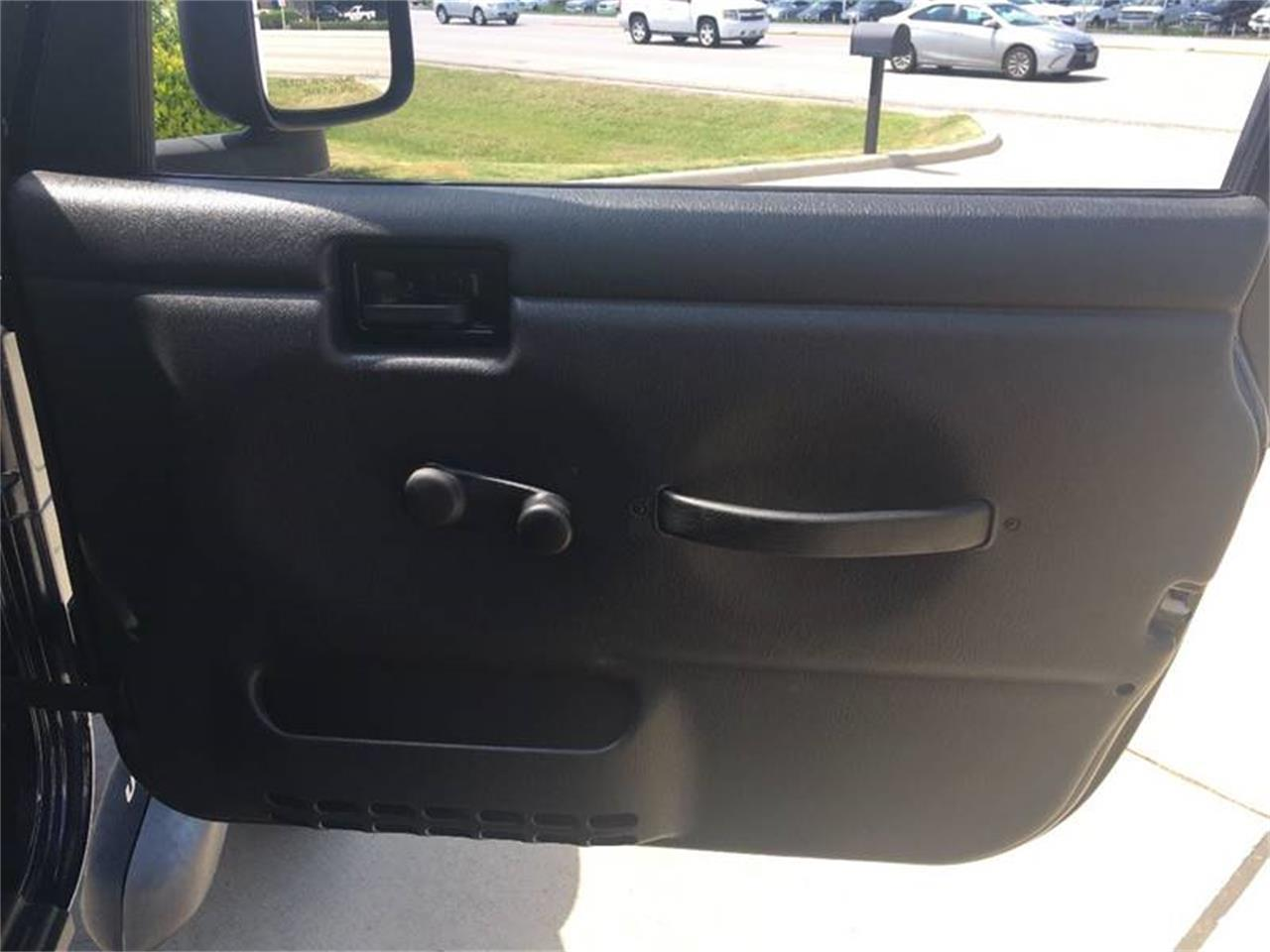2006 Jeep Wrangler (CC-1258819) for sale in Houston, Texas