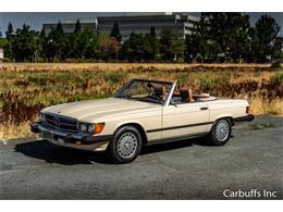 1986 Mercedes-Benz 560 (CC-1258828) for sale in Concord, California