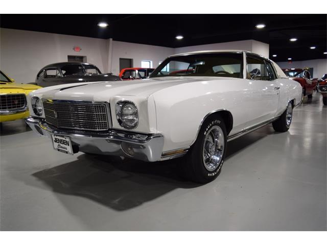 1970 Chevrolet Monte Carlo (CC-1258852) for sale in Sioux City, Iowa