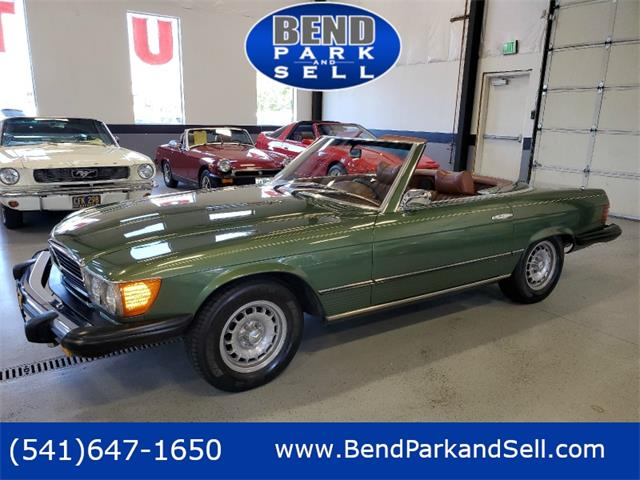 1975 Mercedes-Benz 450SL (CC-1258857) for sale in Bend, Oregon