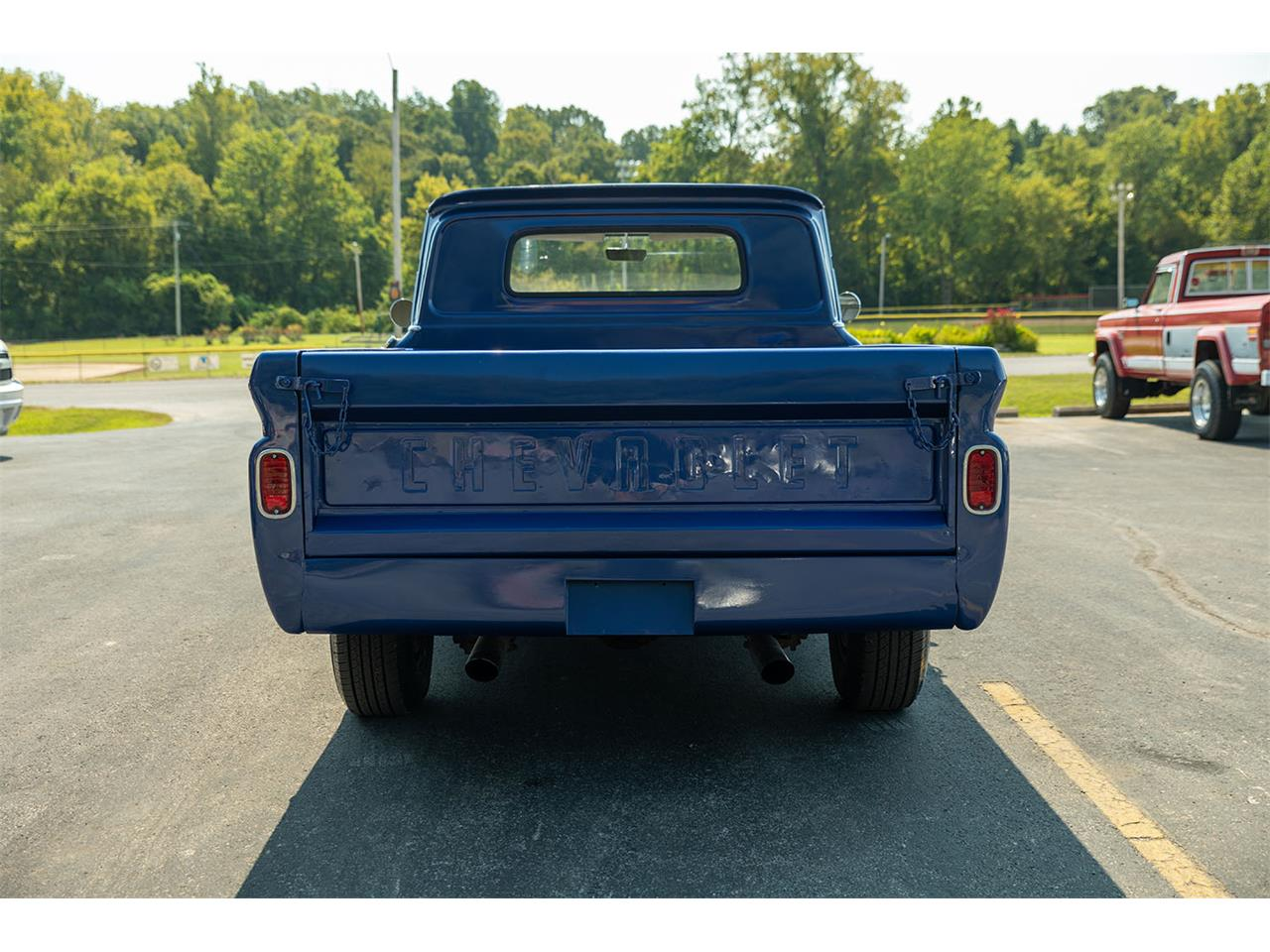 1966 Chevrolet C10 (CC-1258894) for sale in Dongola, Illinois