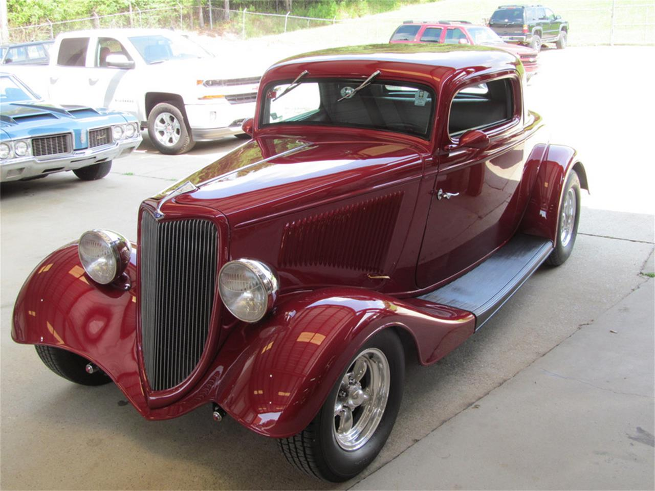 1934 Ford 3-Window Coupe (CC-1258915) for sale in Florence, Alabama