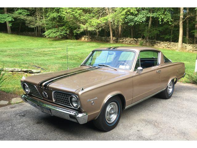 1966 Plymouth Barracuda (CC-1258998) for sale in Carlisle, Pennsylvania