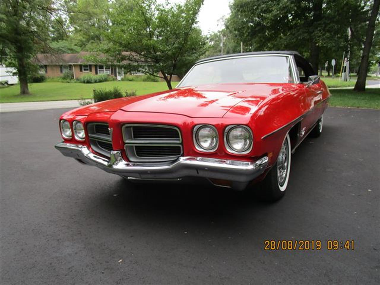 1972 Pontiac LeMans (CC-1259011) for sale in Carlisle, Pennsylvania