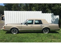 1989 Lincoln Town Car (CC-1259043) for sale in Carlisle, Pennsylvania