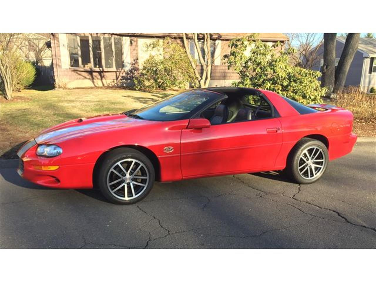 2002 Chevrolet Camaro (CC-1259067) for sale in Carlisle, Pennsylvania