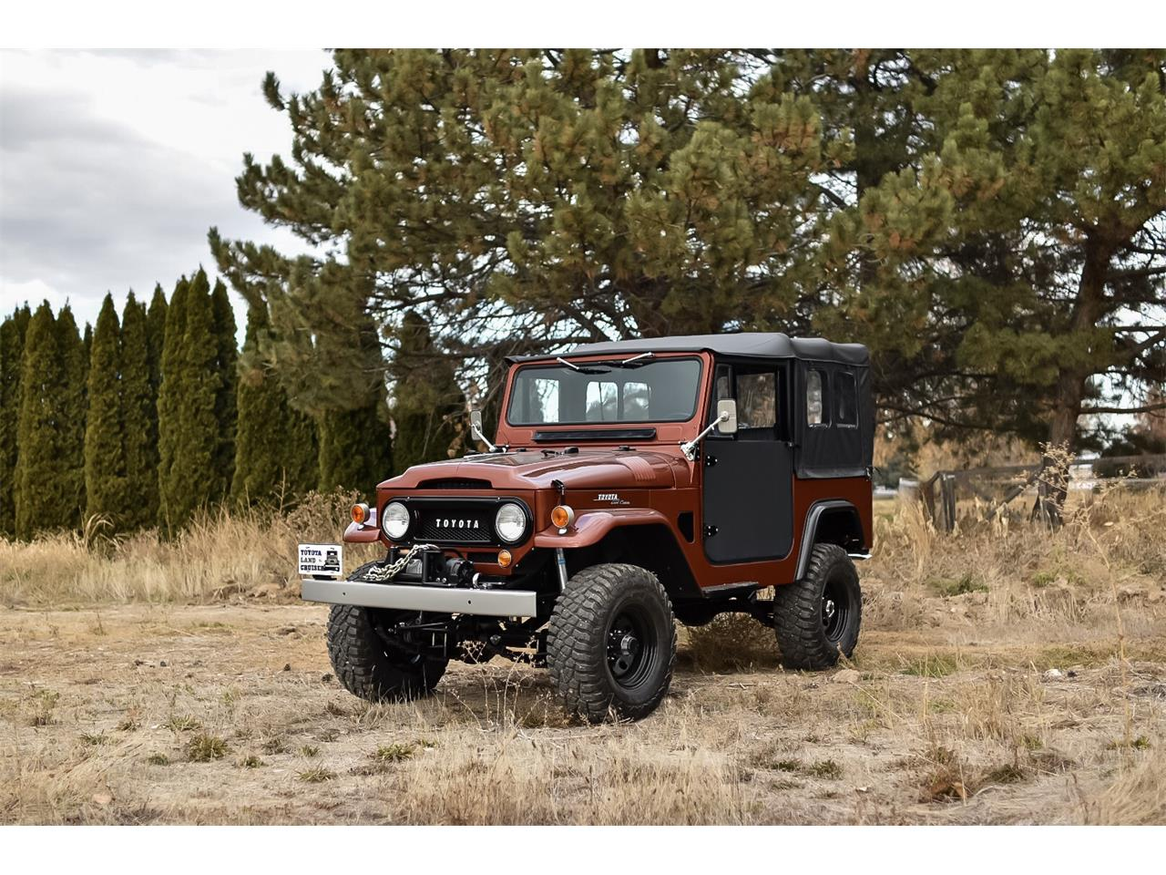 1963 Toyota Land Cruiser FJ (CC-1259095) for sale in Boise, Idaho