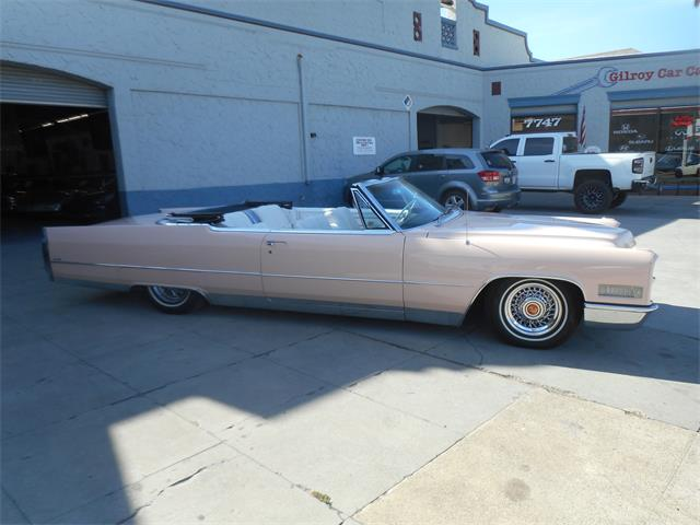 1966 Cadillac DeVille (CC-1259103) for sale in Gilroy, California