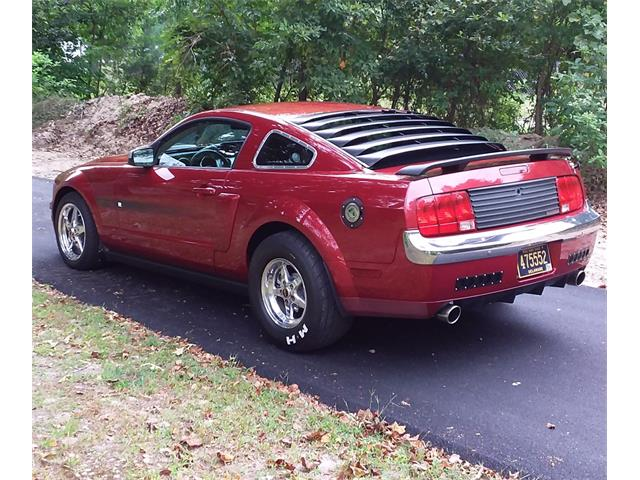2007 Ford Mustang GT/CS (California Special)