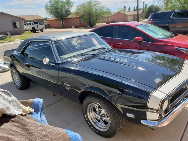 1968 Chevrolet Camaro SS (CC-1259127) for sale in Phoenix, Arizona