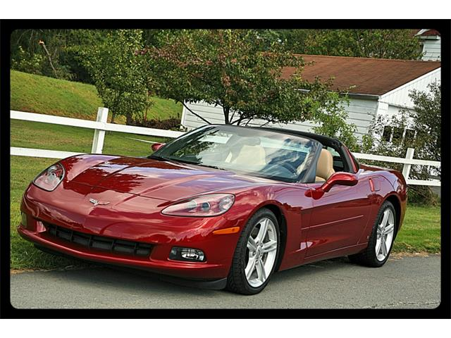 2008 Chevrolet Corvette (CC-1259131) for sale in Old Forge, Pennsylvania