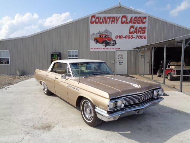 1963 Buick LeSabre (CC-1259186) for sale in Staunton, Illinois