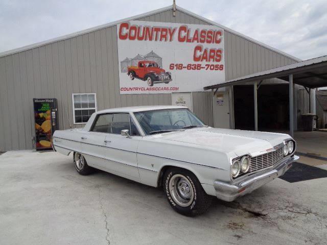 1964 Chevrolet Impala (CC-1259187) for sale in Staunton, Illinois