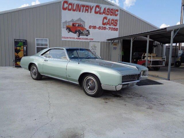 1966 Buick Riviera (CC-1259188) for sale in Staunton, Illinois