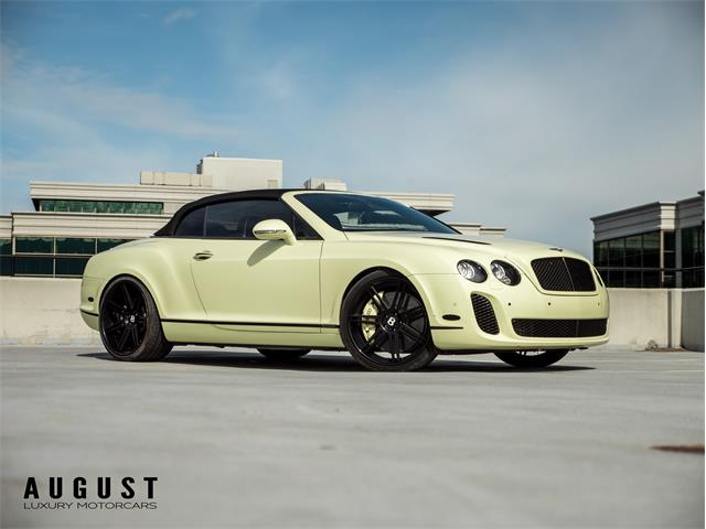 2011 Bentley Continental (CC-1259199) for sale in Kelowna, British Columbia