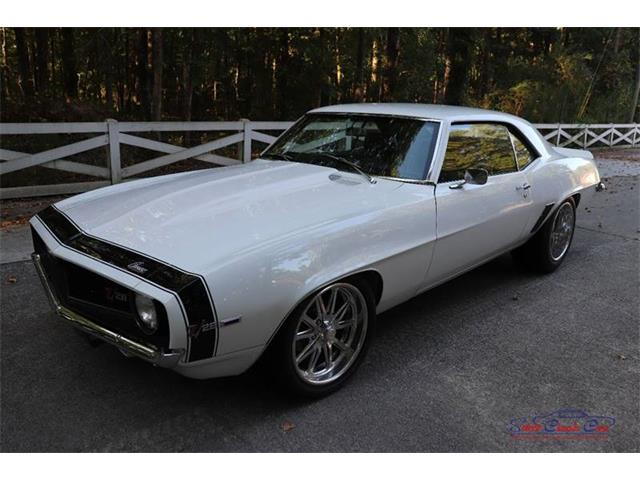 1969 Chevrolet Camaro (CC-1259210) for sale in Hiram, Georgia