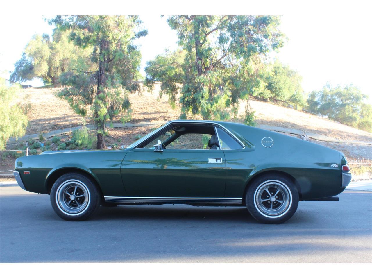 1969 AMC AMX (CC-1259227) for sale in San Pedro, California