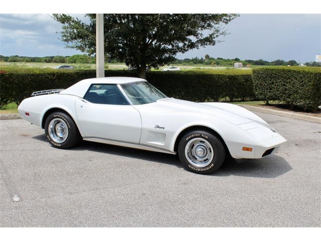 1974 Chevrolet Corvette (CC-1259272) for sale in Sarasota, Florida