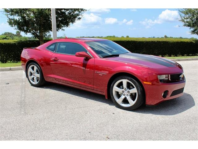 2010 Chevrolet Camaro (CC-1259277) for sale in Sarasota, Florida
