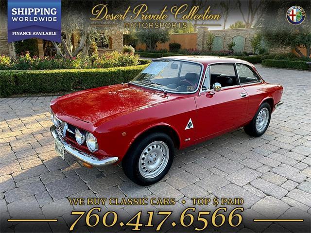 1969 Alfa Romeo GTV 1750 (CC-1259295) for sale in Palm Desert , California
