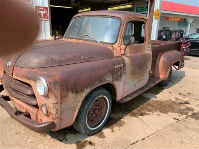 Old Dodge Trucks For Sale >> Classic Dodge Pickup For Sale On Classiccars Com