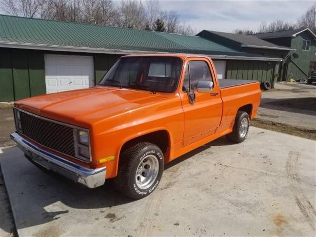 1966 GMC C/K 10 (CC-1259320) for sale in Cadillac, Michigan