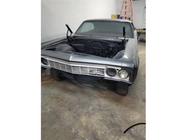 1966 Chevrolet Impala (CC-1259330) for sale in Cadillac, Michigan