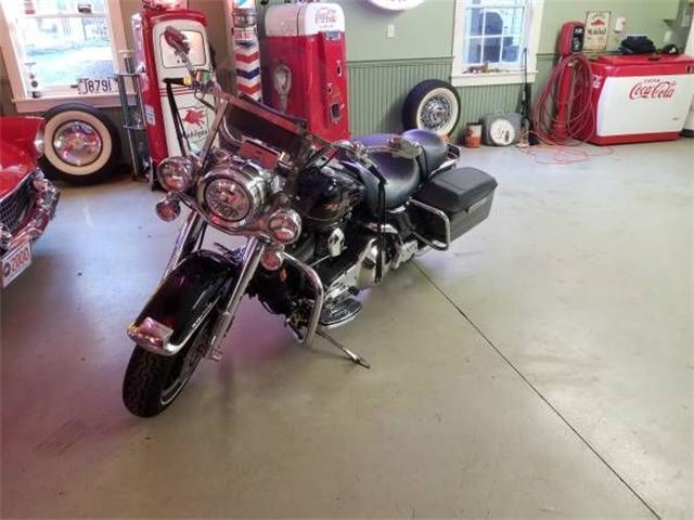 1998 Harley-Davidson Road King (CC-1259338) for sale in Cadillac, Michigan