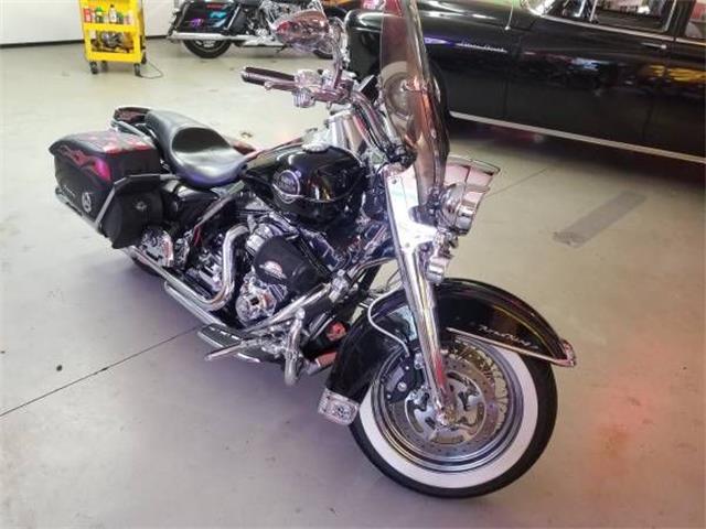 2008 Harley-Davidson Road King (CC-1259339) for sale in Cadillac, Michigan