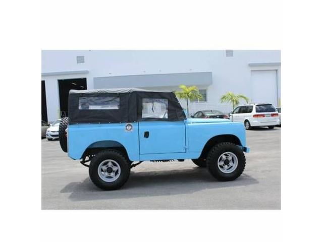 1966 Land Rover Series IIA (CC-1259340) for sale in Cadillac, Michigan