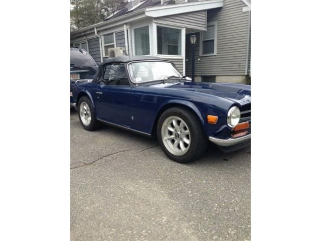 1973 Triumph TR6 (CC-1259346) for sale in Cadillac, Michigan