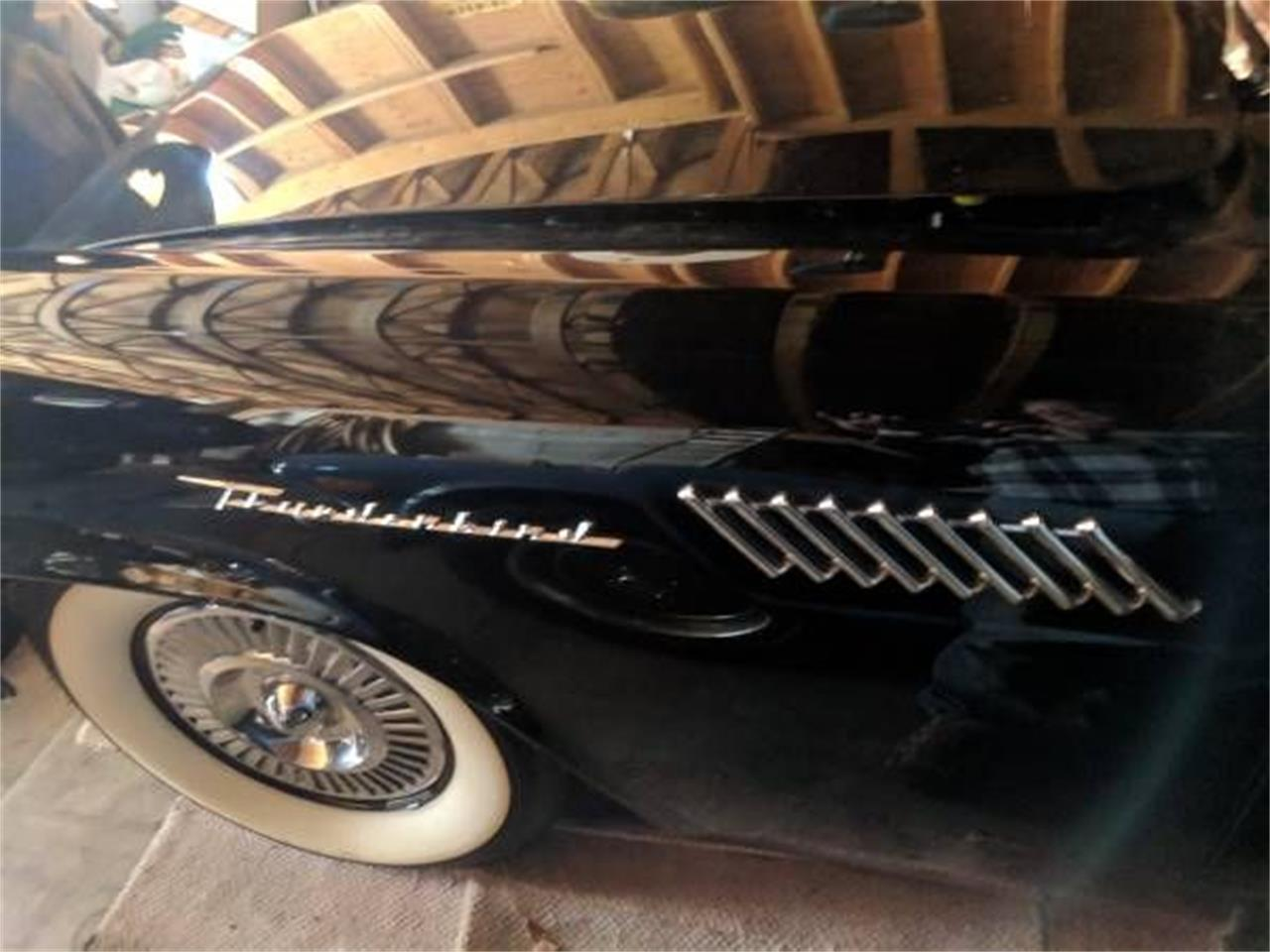 1957 Ford Thunderbird (CC-1259354) for sale in Cadillac, Michigan