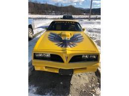 1978 Pontiac Firebird Trans Am (CC-1259357) for sale in Cadillac, Michigan