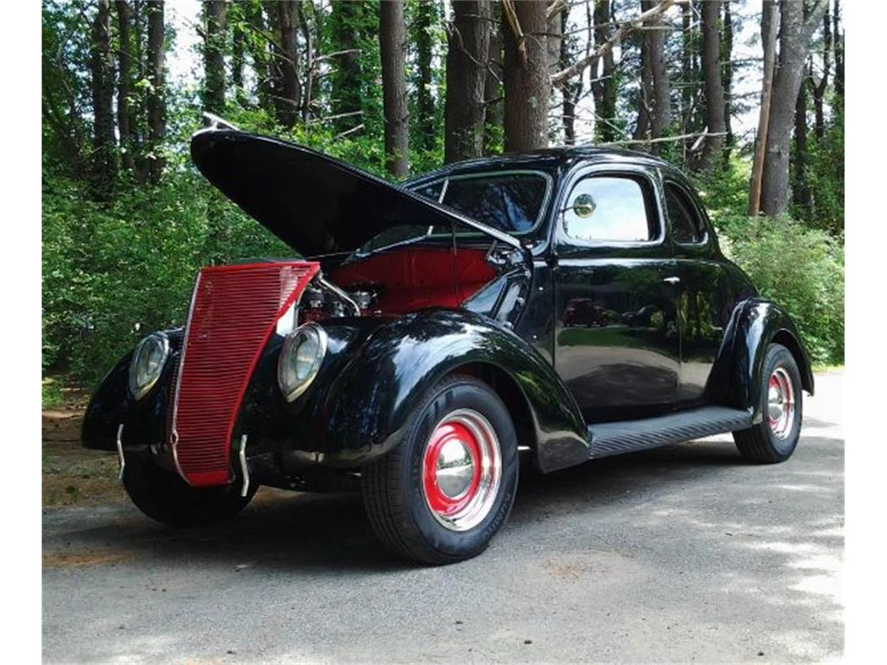1937 Ford Coupe (CC-1259358) for sale in Cadillac, Michigan