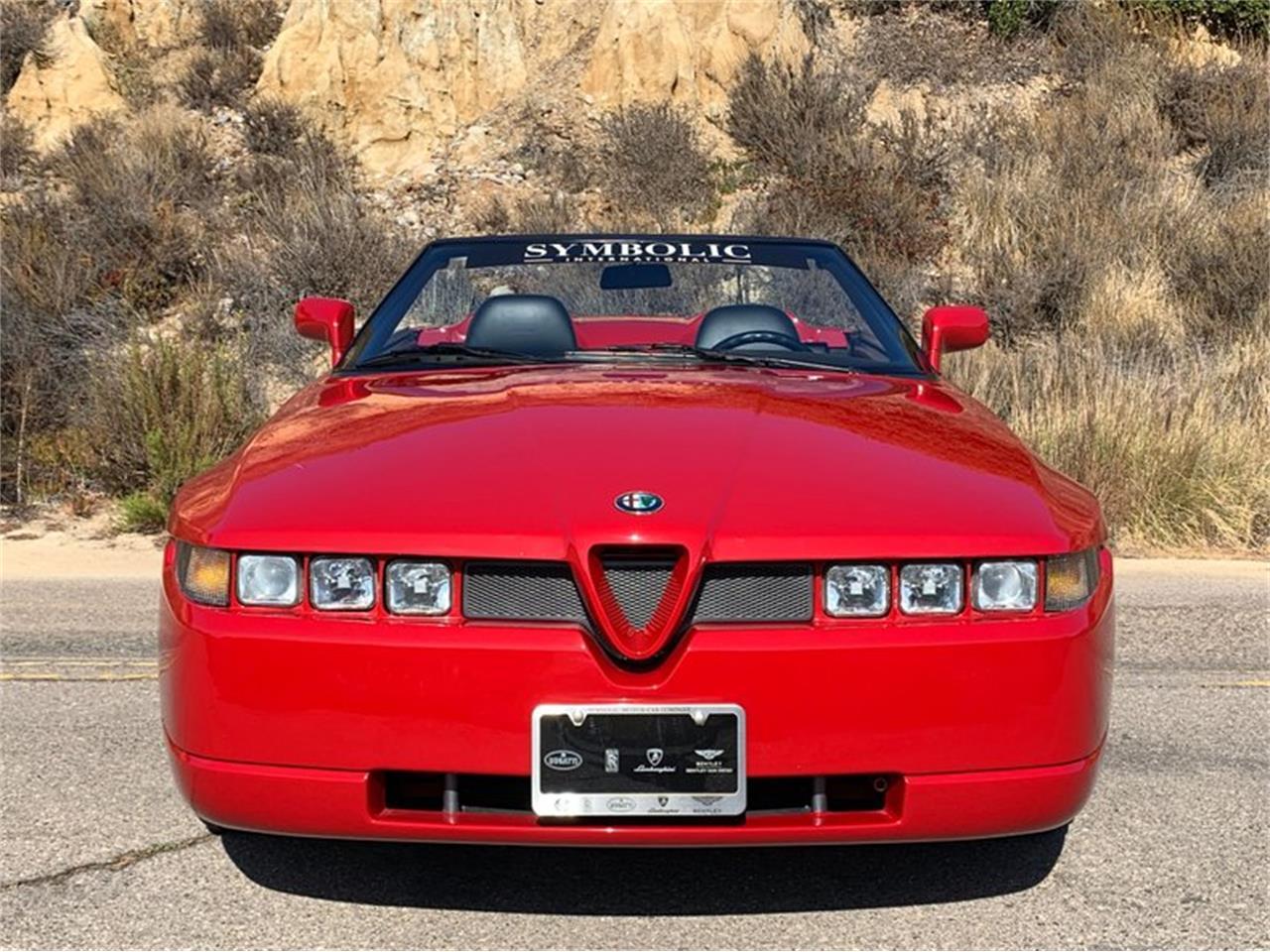 1993 Alfa Romeo RZ (CC-1259371) for sale in San Diego, California